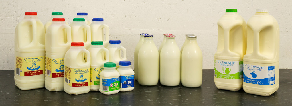 Tenbury Wells Milk Delivery - Teme Dairy